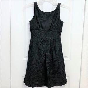 J Crew Dress S 2P Black